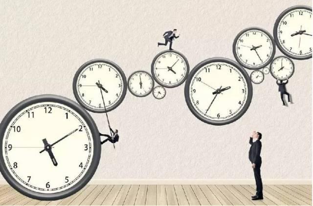 如何高效管理时间
