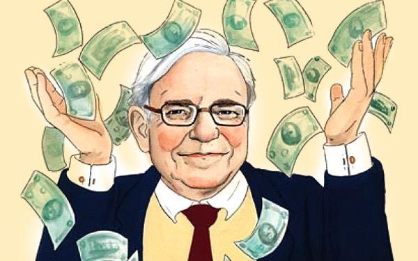 有钱人的第一桶金